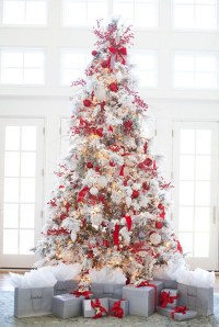 40+ Red and White Christmas Decorating Ideas  All About ...