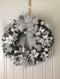 Silver Christmas Decorating Ideas - All About Christmas