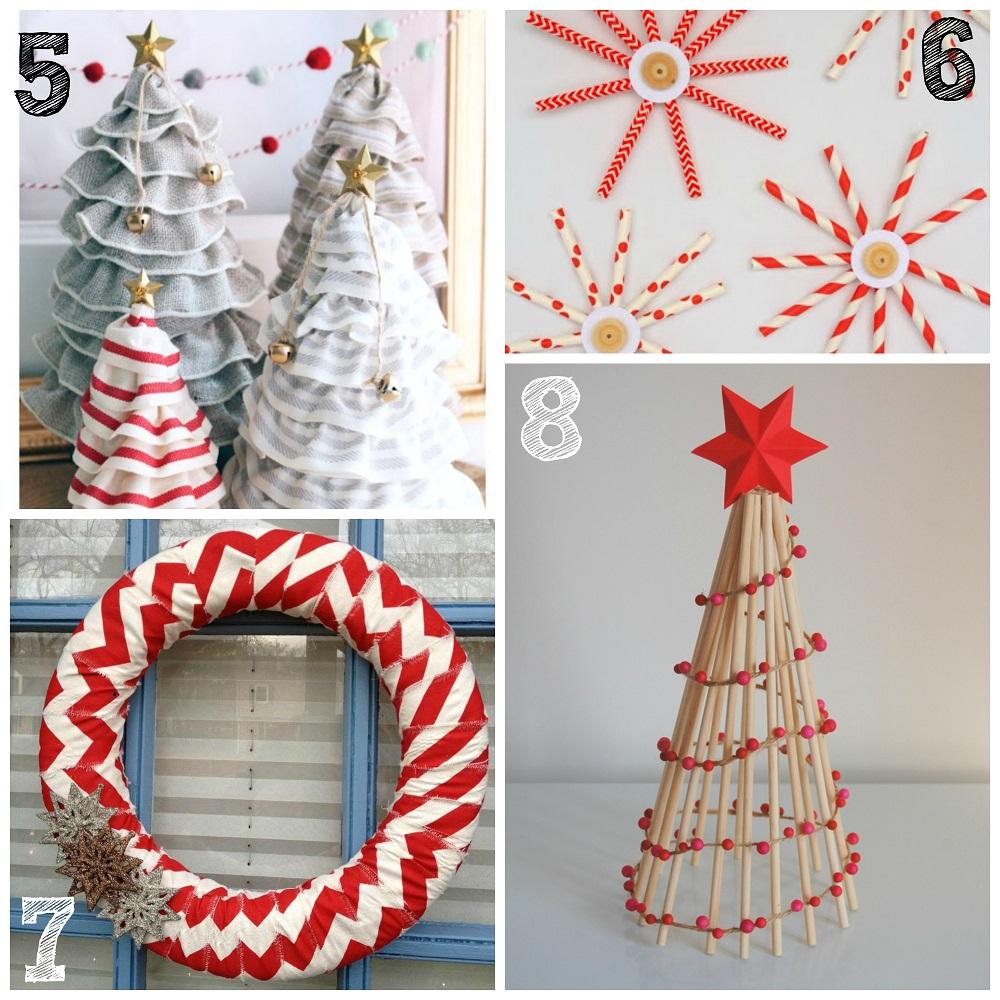Homemade Christmas Decorations For Kids To Make