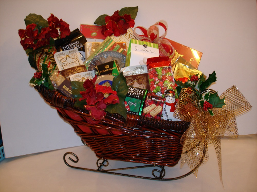 40 Best Christmas Gift Basket Decoration Ideas  All About Christmas
