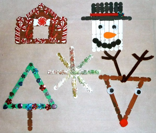 Fantabulous Christmas Decorations Kids