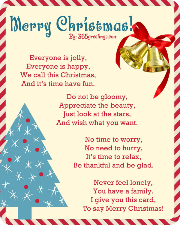 Christmas Poems About Family : christmas, poems, about, family, Christmas, Poems, About