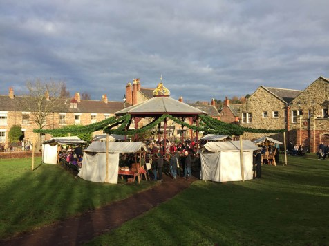 Beamish Christmas Bazaar, Durham