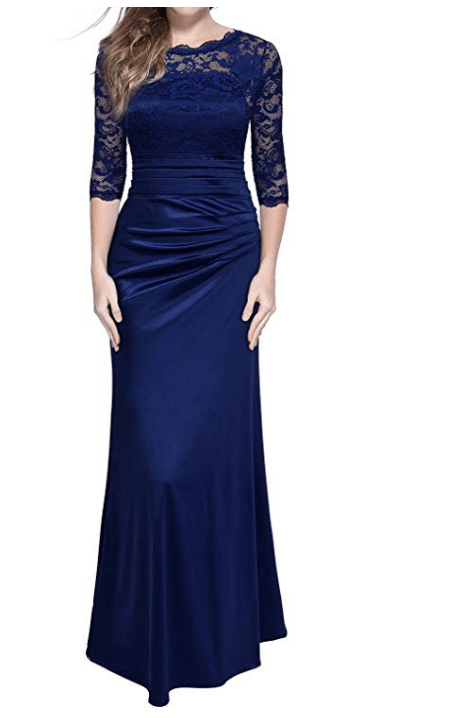 Elegant Evening Dresses UK