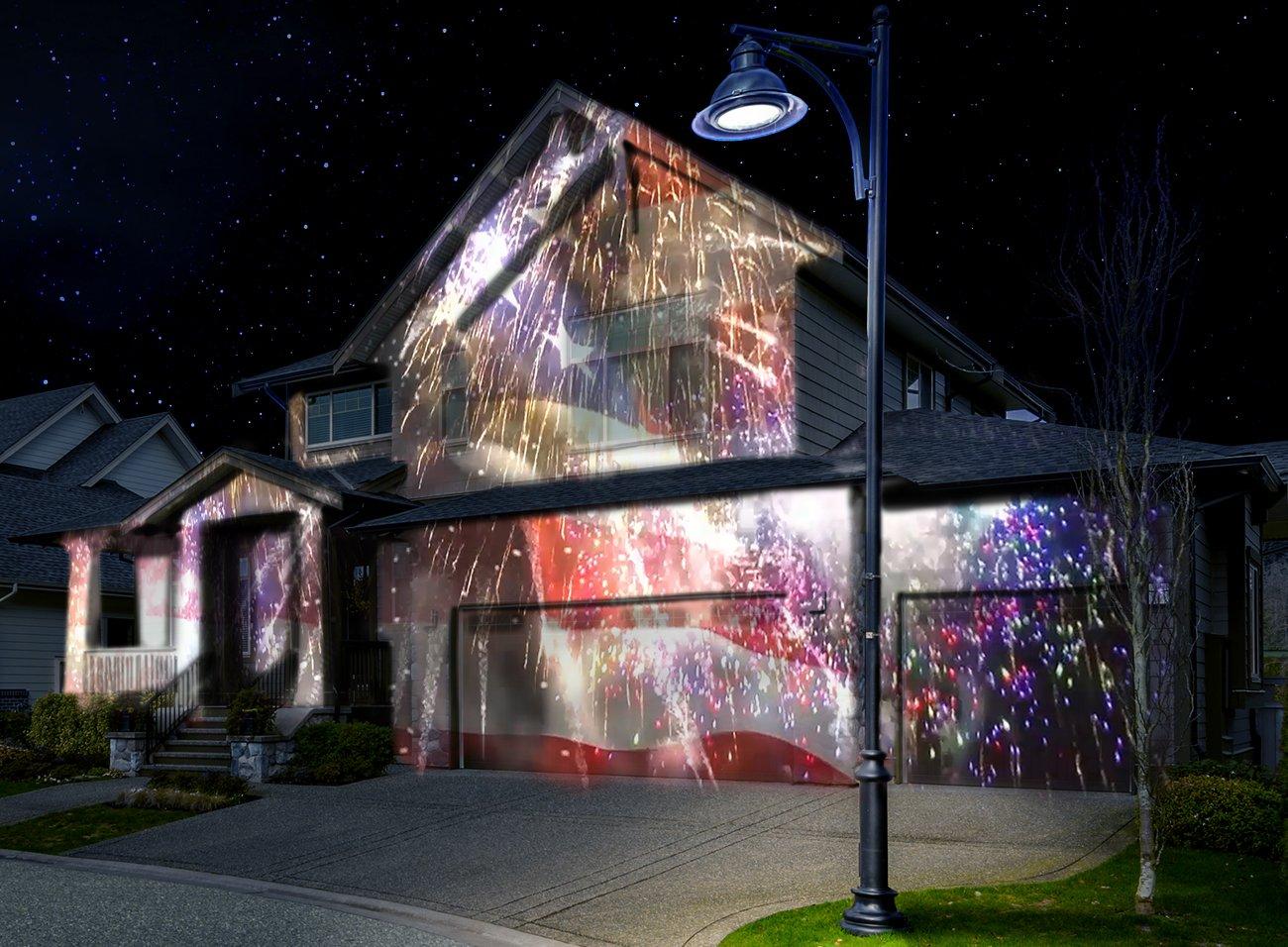 Projector Halloween Laser Light
