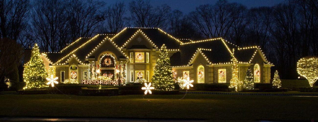 Christmas Lights Nova Professional Lighting Installation
