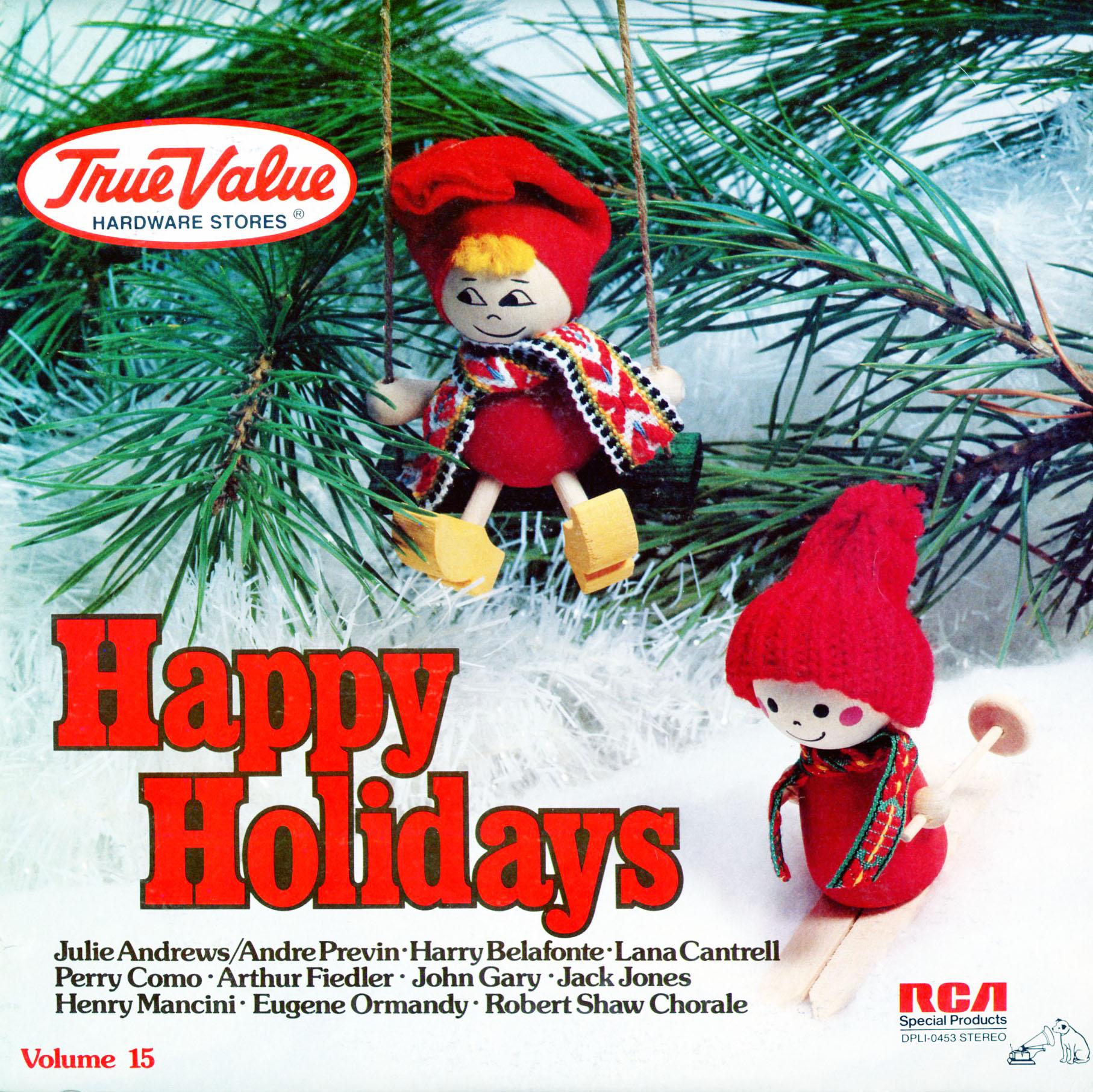 True Value Happy Holidays Volume 15 (dpl10453