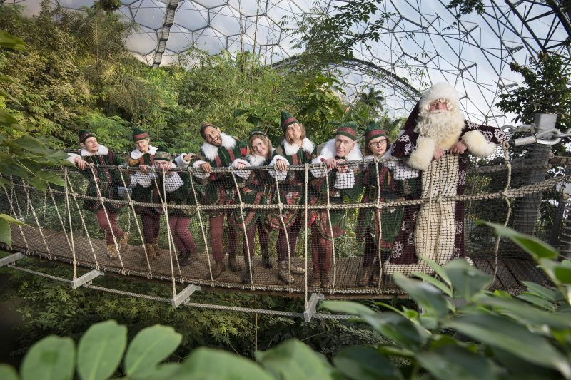 What's on at Eden's Festival of Christmas 2019?