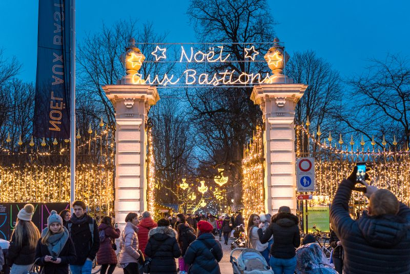 Enjoy the Enchanting Geneva Christmas Markets