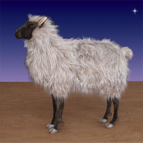 Life Size Hansa Sheep 36H