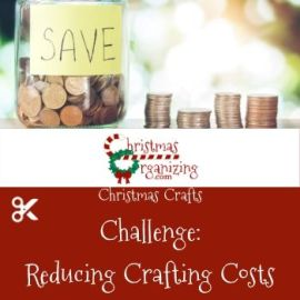 Reducing Crafting Costs