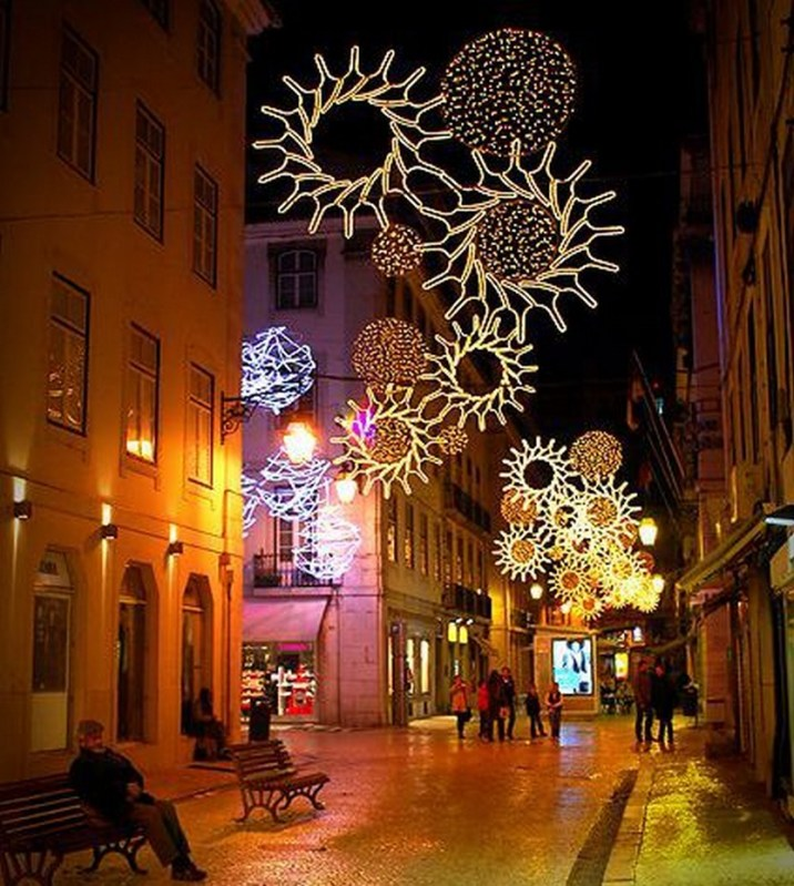Christmas In Portugal.22 Beautiful Photos Of Christmas In Lisbon Portugal