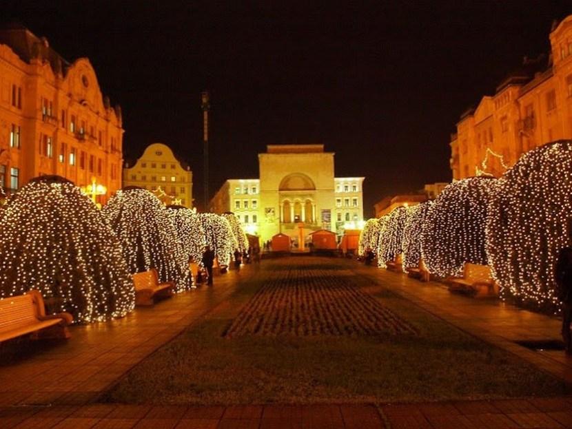 Christmas in Timisoara