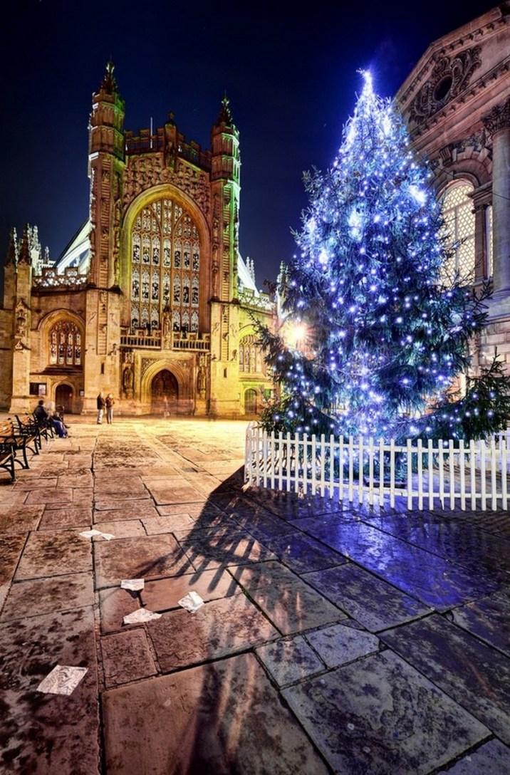England Christmas.33 Beautiful Photos Of Christmas In London England