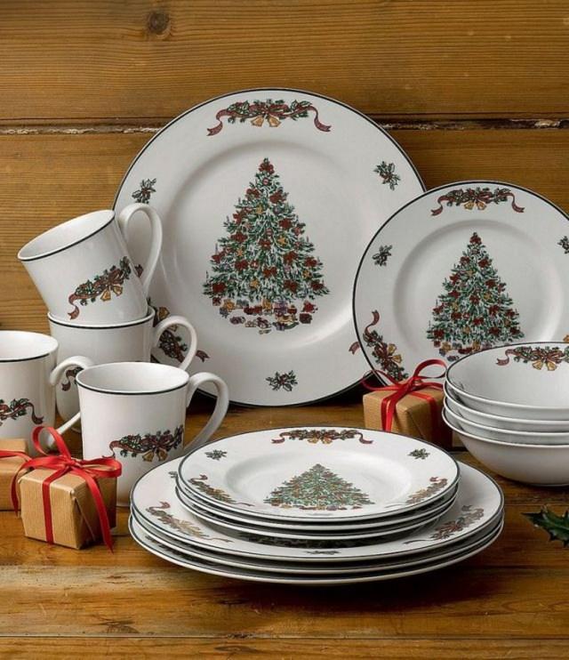 Pfaltzgraff Christmas Patterns