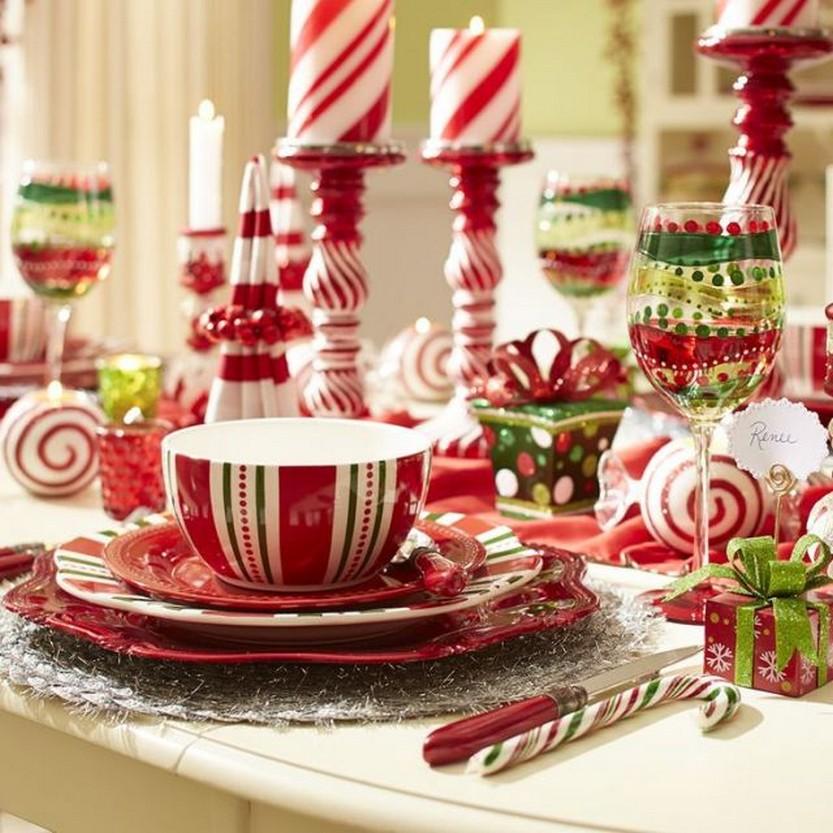 57 Beautiful Christmas Dinnerware Sets – Christmas Photos