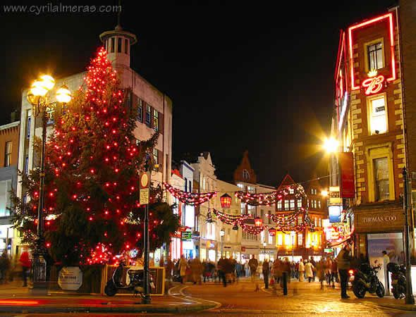20 Beautiful Photos Of Christmas In Dublin Ireland