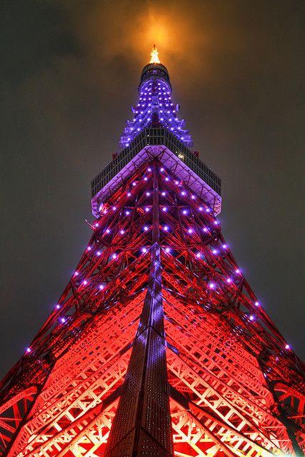 Diamond Veil Tokyo Tower