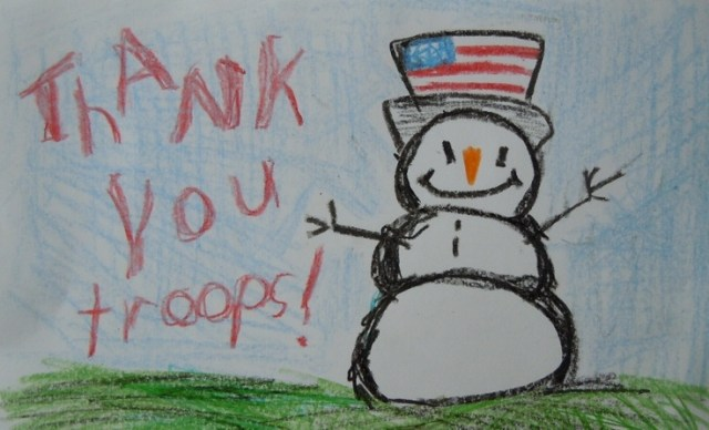For K-12 Students – Operation Gratitude's Holiday Card Design Contest