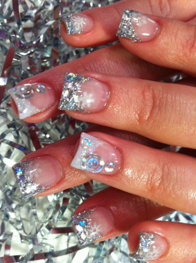 glitter-nail-designs-using-glitter-nail-polish-or-glitter-du