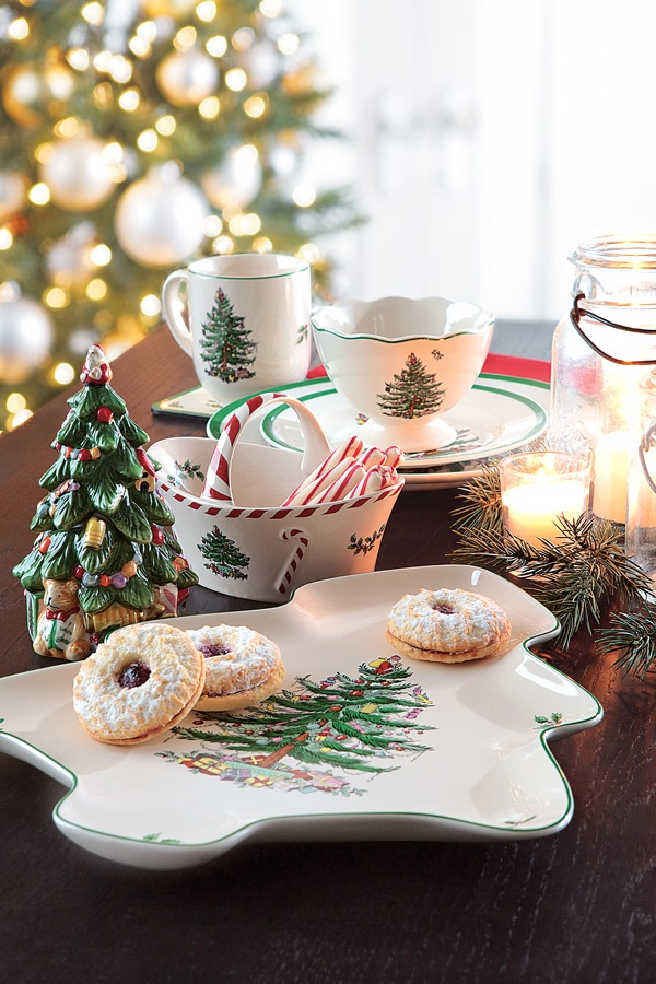 lenox u0026 spode christmas dinnerware collections belk