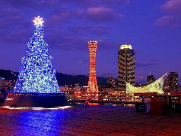 Tokyo Christmas tree