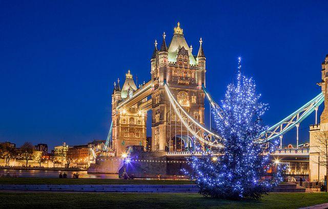 Tower Bridge Christmas