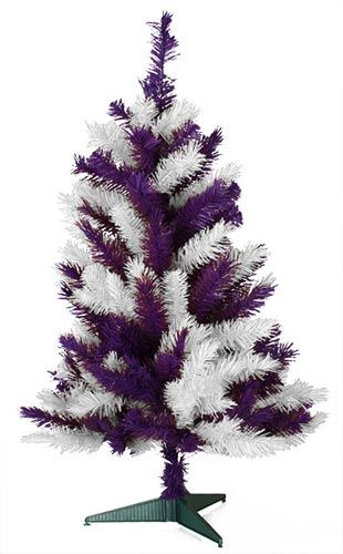 3 Foot K-State Christmas Tree (Kansas State)