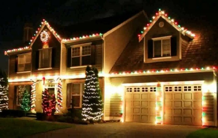 15 Simple Design Ideas For Diy Outdoor Christmas