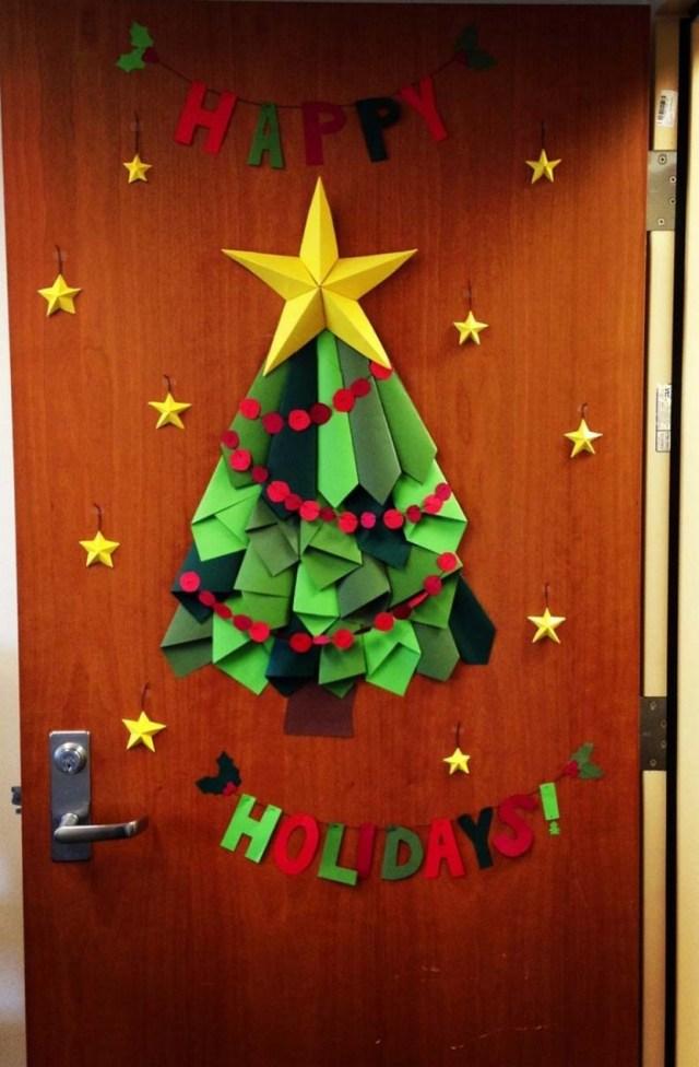 15 Door Decorations For Christmas Christmas Photos