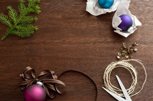 Christmas Crafts Background Free