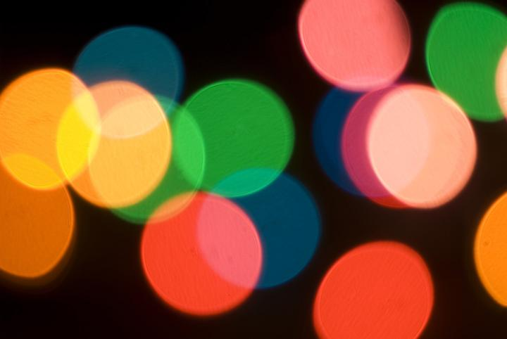Photo Of Fairy Light Bokeh Free Christmas Images