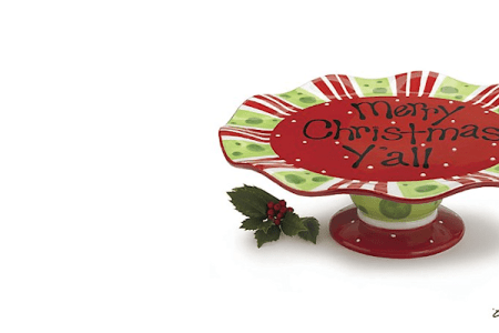 Christmas Cake Stands — Gifts and Buffets