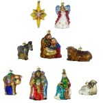 Old World Christmas Ornaments Sets