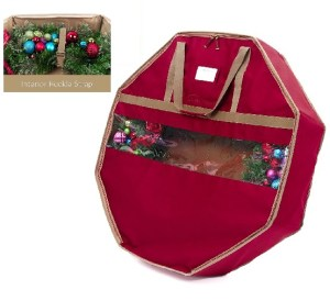 Christmas Wreath Storage Container