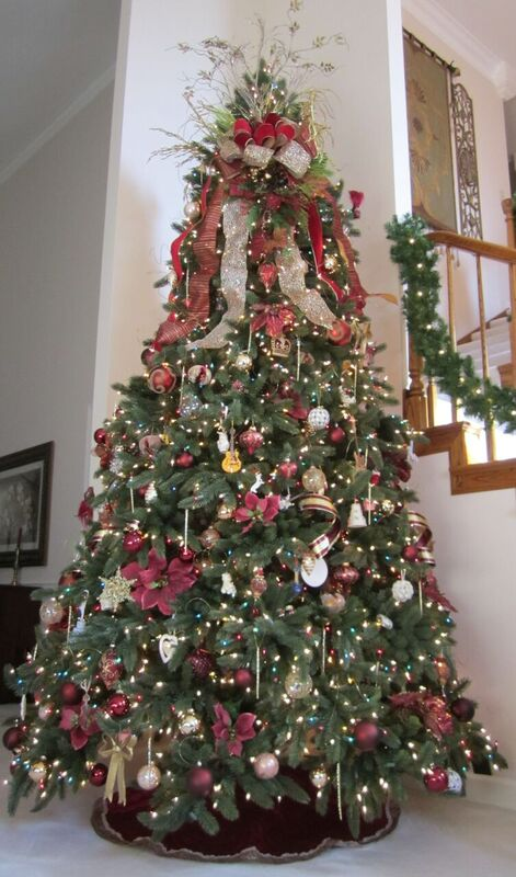 Number Of Ornaments For Christmas Tree