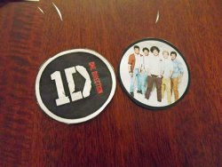 1d christmas ornaments