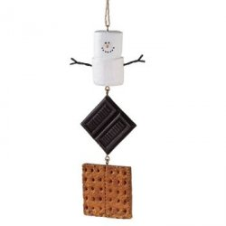 S'mores Christmas Ornaments