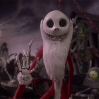 Halloween Christmas Trees are Officially a Thing