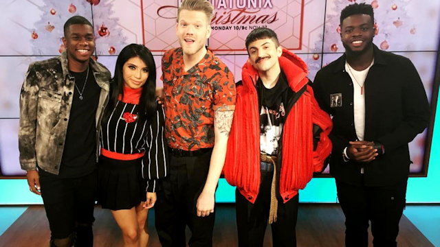 Pentatonix to Release 4th Christmas Album