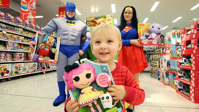 Layaway Season Fueled By Toys for Christmas