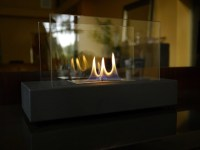 Tabletop Portable Ethanol Fireplace - Christmas Wishes Gifts