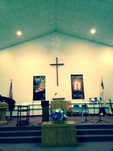 The Moravian Church in Bethel, Alaska