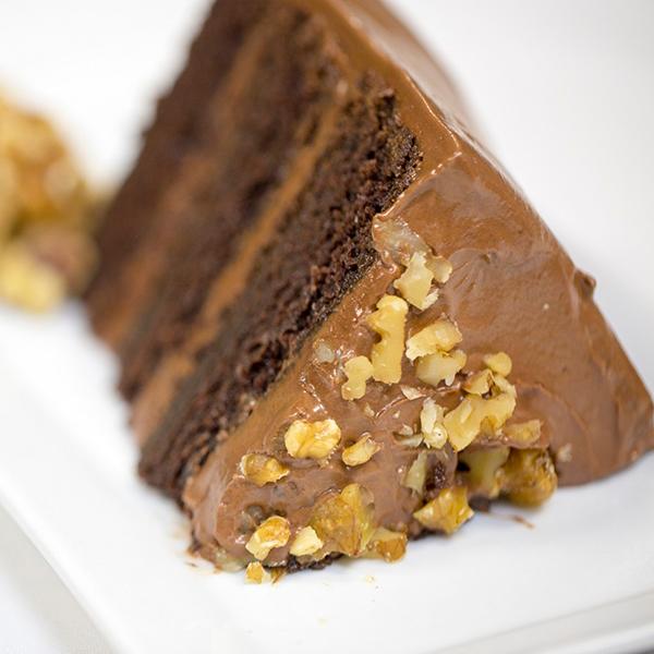 Christners chocolate cake dessert