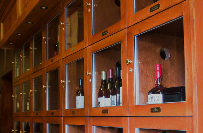 Christner's Wine Lockers