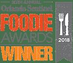 Foodie Awards Winner
