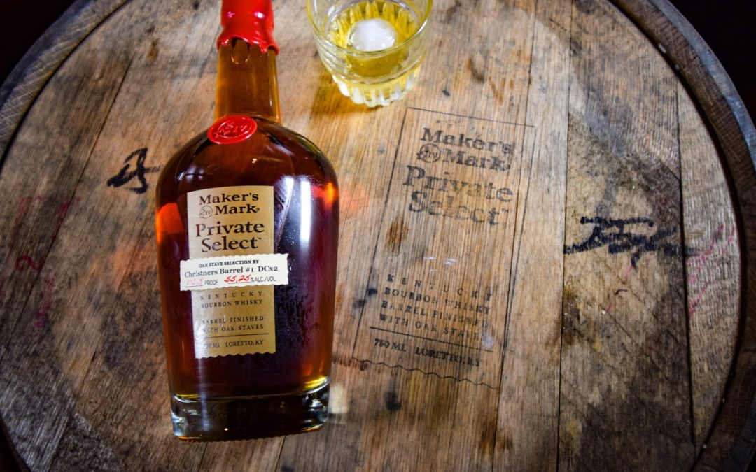 Maker's Mark® Private Select Dinner – April 3