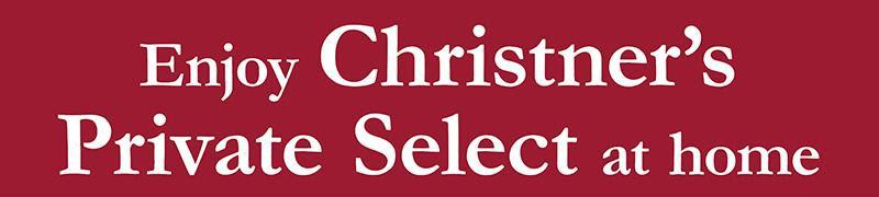Enjoy christners banner