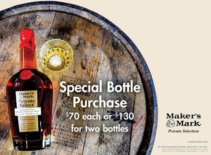 Makers mark graphic