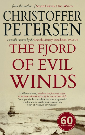 The Fjord of Evil Winds (The Explorers #1)